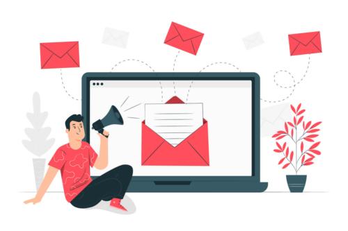 Email Marketing, Customer Support, Online Marketing