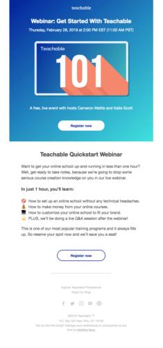 email marketing, b2b marketing, lead generation, customer retention