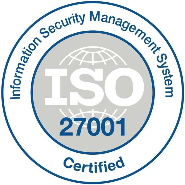 3....2....1.... and we are certified safe! 🥳 Smaily has just been awarded ISO/IEC:27001:2013 certification which means that yours and ours data is safe with us. This makes Smaily one of the safest email marketing platforms to be used!