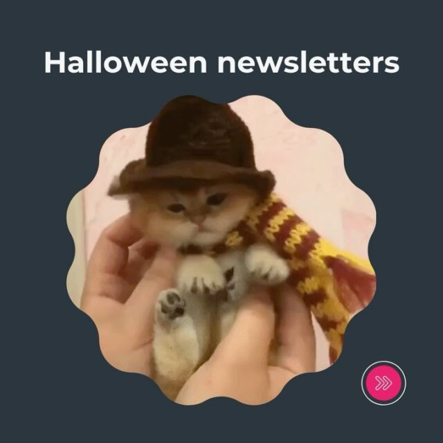 Halloween is just around the corner and it is the perfect time to plan your Halloween newsletter! 🎃 Halloween email marketing is a great retail opportunity. And it's a perfect time to experiment with your email design, create fun engaging visuals. Test out creative subject lines too! Let your brand show some personality. 🎃🦇🕸️🐈⬛🍬 Swipe right to see some amazing Halloween newsletter inspiration from all around the world. ❗️We also created a Halloween Pinterest board, with some amazing examples! Check it out- link is in the bio. #smaily #wearesmaily #marketingstrategy #marketingtips #marketingonline #emailmarketing #marketingagency #digitalmarketingtips #digitalmarketer #digitalmarketingexpert #marketingideas #brandstrategy #marketingguru #socialmediamarketingtips
