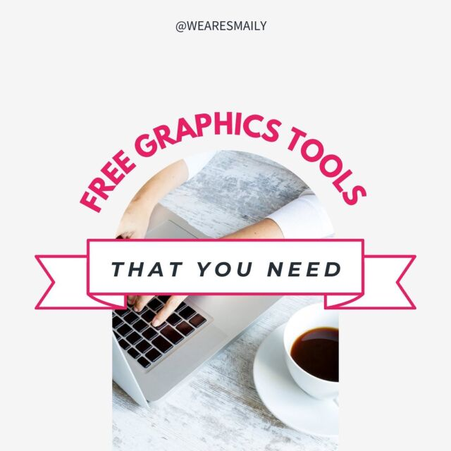 4 FREE tools that will help you boost your email marketing campaigns. ⬇️🤩  You scroll through your inbox and see different newsletters. You probably don't open most of them, but one of them captures your attention. You just want to open it because the subject line is so unique and engaging. When you open it, all you see is a long blank text with some dull pictures. 😬 Do you even bother to read it? Do you unsubscribe? Do you ever open the newsletter from the same sender? 🤔  Good graphics are REALLY important❗️This is how you can stand out and make people want to open your newsletters.   Tag someone who needs to spice up their newsletter! 🌶  Let us know if you use these free graphics tools. If you don't, then what do you use? ⬇️
