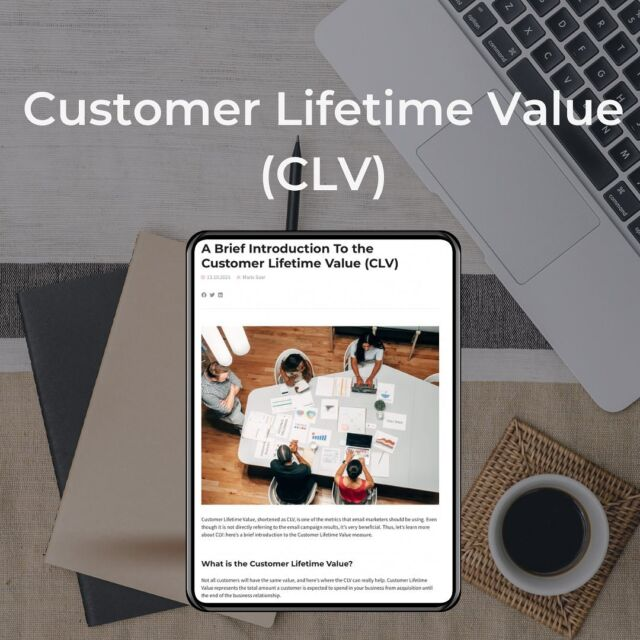 🤔 How do I measure Customer Lifetime Value? 😬 What is CLV? If you can not answer these questions, it is OK. For now. Check out our newest blog post to learn about CLV and start using it! 🏃♂️ 👉 Smaily.com/blog or check the link in our bio. #wearesmaily #clv #emailmarketingstrategy #newslettermarketing #marketingdigital #marketingtips